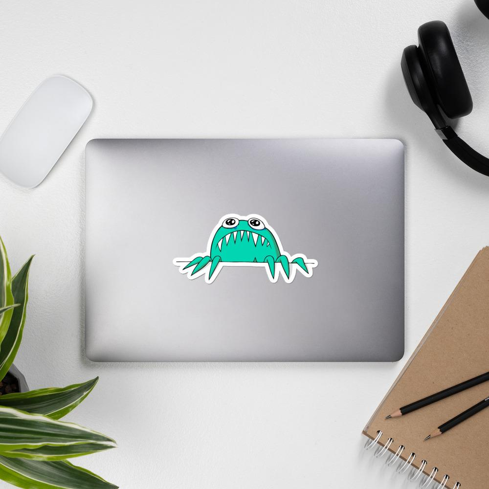 Annie the Anxiety Monster Sticker - The Unchargeables