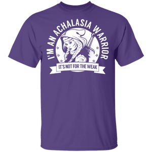Achalasia Warrior Hooded Shirts, Tank And Hoodie - The Unchargeables