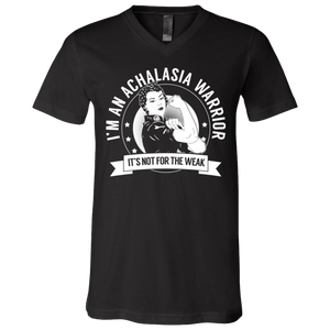 Achalasia Warrior Not For The Weak Short Sleeve Shirts