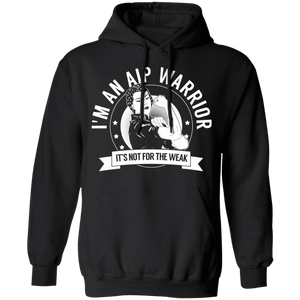 Acute Intermittent Porphyria - AIP NFTW Warrior Shirts, Tank And Hoodie - The Unchargeables
