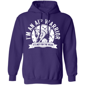 Acute Intermittent Porphyria - AIP Warrior Hooded Shirts, Tank And Hoodie