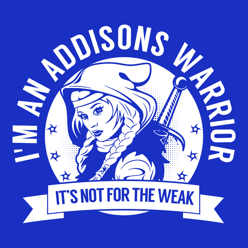 Addison's Warrior Hooded Shirts, Tank And Hoodie - The Unchargeables