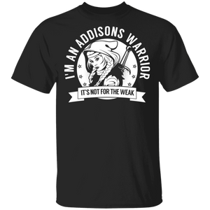 Addison's Warrior Hooded Shirts, Tank And Hoodie