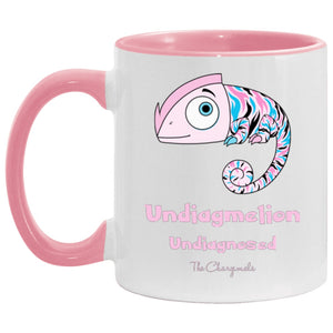Agnes the Undiagnosed Monster Mug, Travel Mug And Water Bottle - The Unchargeables