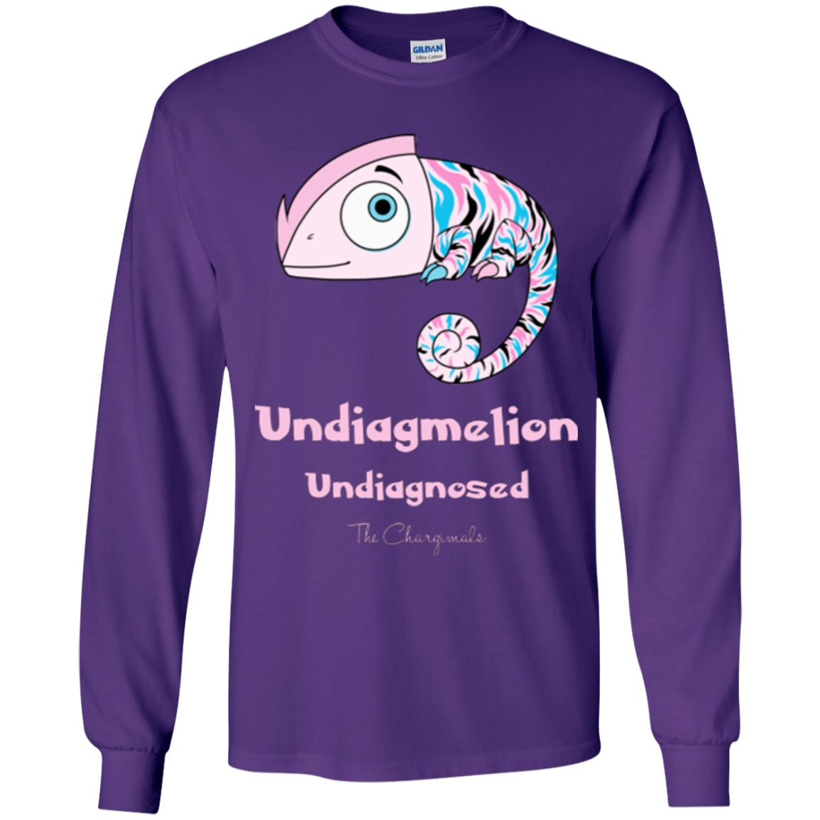 Agnes the Undiagnosed Monster Youth and Kids Shirts and Hoodies - The Unchargeables