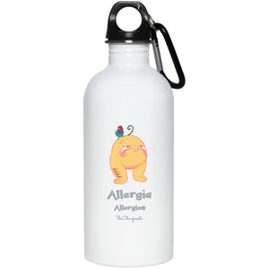 Ally the Allergy Monster Mug, Travel Mug And Water Bottle - The Unchargeables