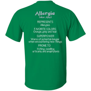 Ally the Allergy Monster Shirts And A Hoodie