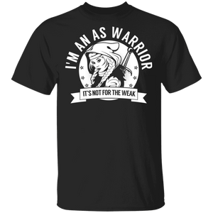 Ankylosing Spondylitis - AS Warrior Hooded Shirts, Tank And Hoodie - The Unchargeables