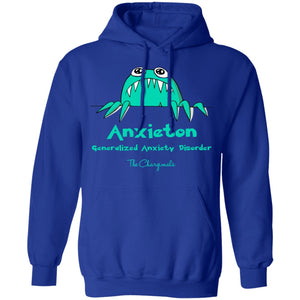 Annie The Anixety Monster Shirts And Hoodie - The Unchargeables