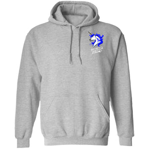 Arthritis Strong Unicorn Shirts and Hoodie (Front pocket only) - The Unchargeables