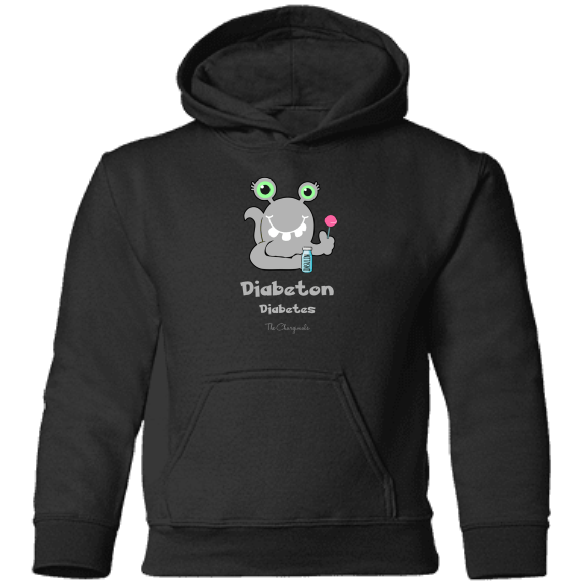 Beets the Diabetes Monster Kids Shirts and Hoodies