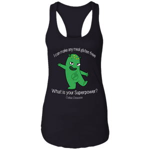 Celiac Disease Superpower Lutes Shirts, Tank And Hoodie - The Unchargeables