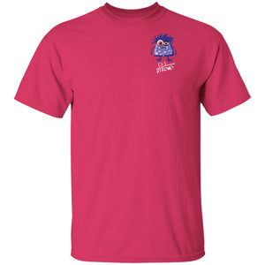 CFS Strong Shirts With Chronic Fatigue Syndrome Monster (Front pocket only) - The Unchargeables