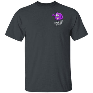 Chronic Pain Strong Shirts With Chronic Pain Monster(Front pocket only)