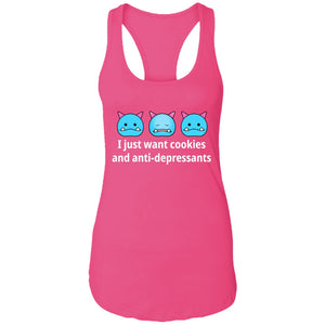 Cookies And Anti Depressants Shirts, Tank And Hoodie