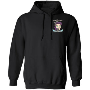 Cute Asthma Warrior Pale Skintone Shirts and Hoodie (Front pocket only) - The Unchargeables