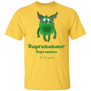 Apparel - D The Depression Monster Shirts And A Hoodie