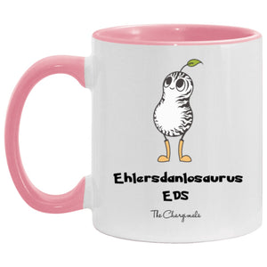 Dan the Ehlers Danlos Syndrome Monster Mug, Travel Mug And Water Bottle - The Unchargeables