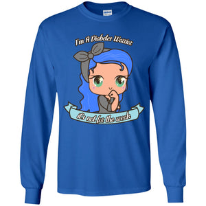 Diabetes Warrior Cute Warm Skintone Youth Shirts and Hoodie