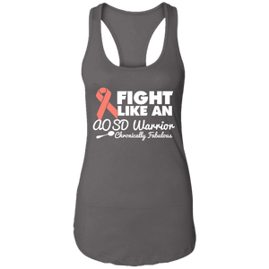 Fight Like An AOSD Warrior Shirts, Tank And Hoodie