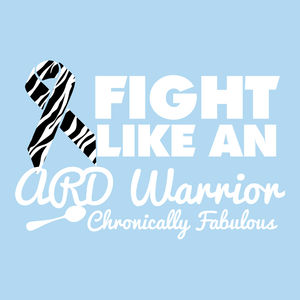 Fight Like An ARD Warrior Shirts, Tank And Hoodie