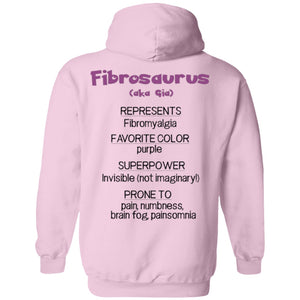 Apparel - Gia The Fibromyalgia Monster Shirts And A Hoodie