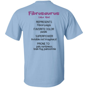Apparel - Gia The Fibromyalgia Monster Youth And Kids Shirts And Hoodies