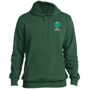 IC Strong Hoodies And Sweatshirts With Interstitial Cystitis Chargimal (Front pocket only) - The Unchargeables
