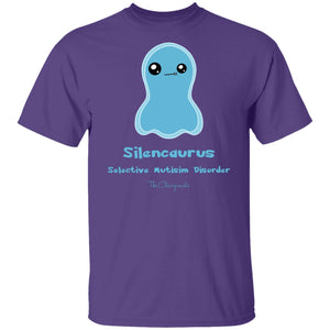 Isa the Selective Mutism Disorder Monster Shirts and a Hoodie - The Unchargeables