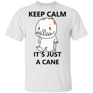 Keep Calm It's Just A Cane Donny Shirts, Tank And Hoodie