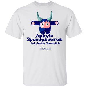 Apparel - Kylo The Ankylosing Spondylitis Monster Shirts And A Hoodie