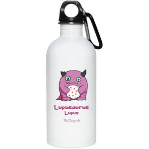 Lupe the Lupus Monster Mug, Travel Mug And Water Bottle - The Unchargeables
