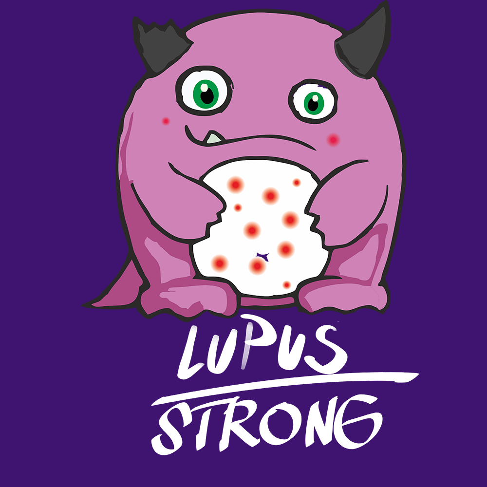 Lupus Strong Shirts With Lupus Monster (Front pocket only) - The Unchargeables