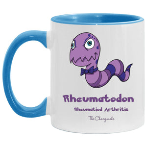 Apparel - Mat The Rheumatiod Arthritis Monster Mug, Travel Mug And Water Bottle