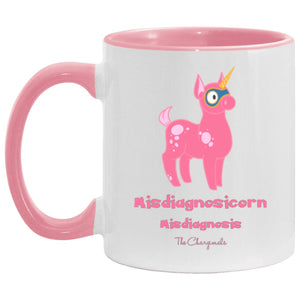 Missy the Misdiagnosis Monster Mug, Travel Mug And Water Bottle - The Unchargeables