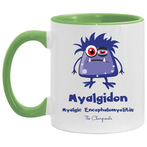 Mya the ME Monster Shirt Mug, Travel Mug And Water Bottle - The Unchargeables