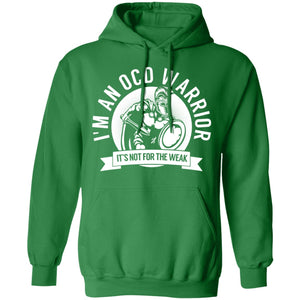OCD Warrior Spartan Shirts And Hoodie - The Unchargeables
