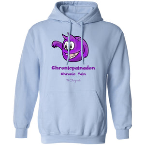 Penny the Chronic Pain Monster Shirts and a Hoodie - The Unchargeables