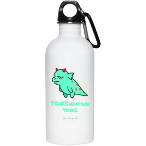 Polly the PCOS Monster Mug, Travel Mug And Water Bottle - The Unchargeables