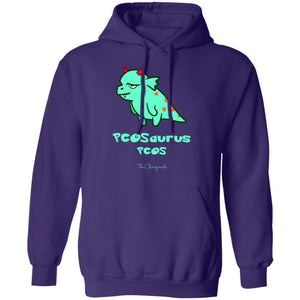 Polly the PCOS Monster Shirts and a Hoodie