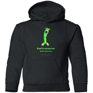Ro the Gastroparesis Monster Youth and Kids Shirts and Hoodies - The Unchargeables