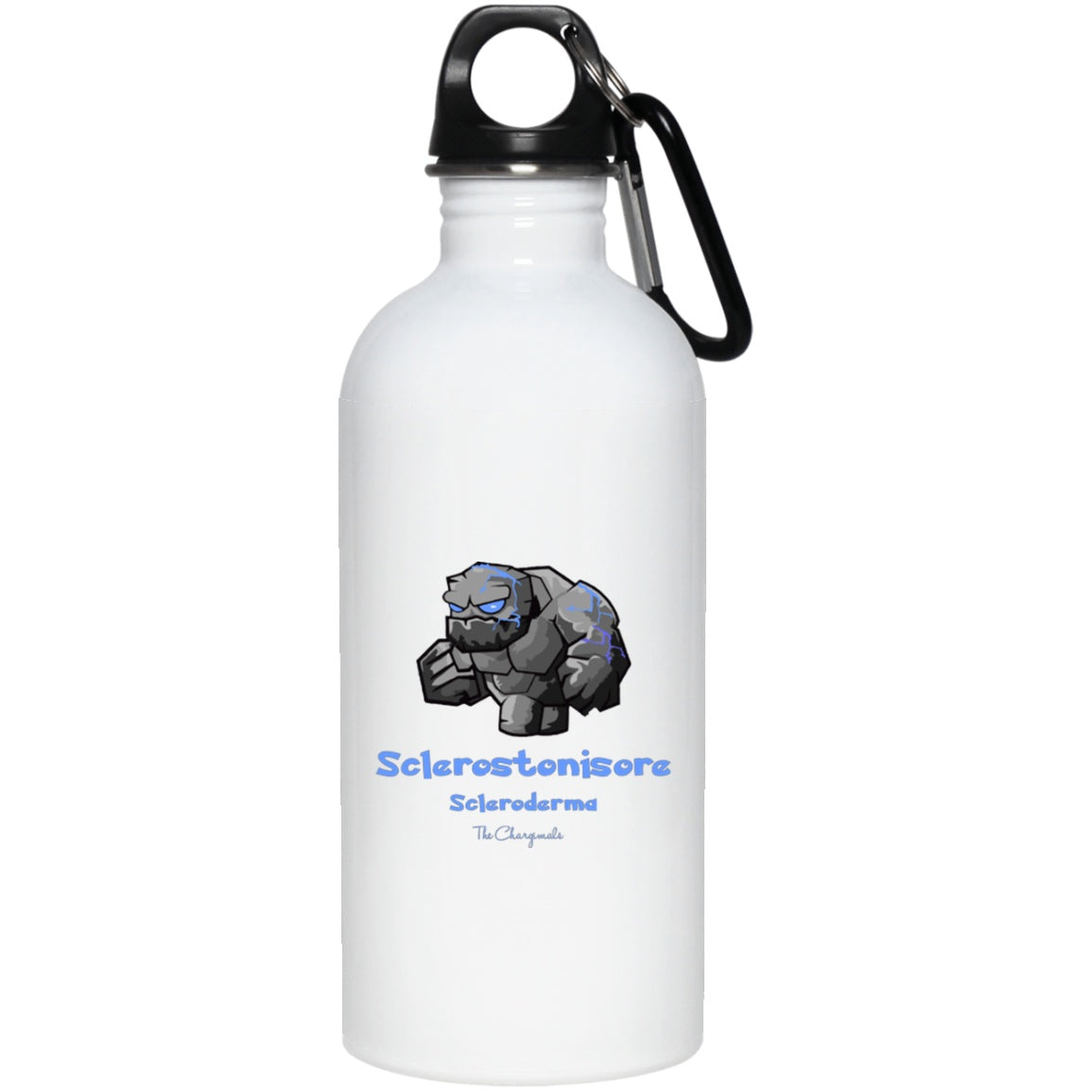Apparel - Roddy The Scleroderma Monster Mug, Travel Mug And Water Bottle