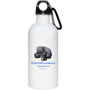 Roddy the Scleroderma Monster Mug, Travel Mug And Water Bottle - The Unchargeables