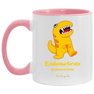 Sis the Endometriosis Monster Mug, Travel Mug And Water Bottle - The Unchargeables