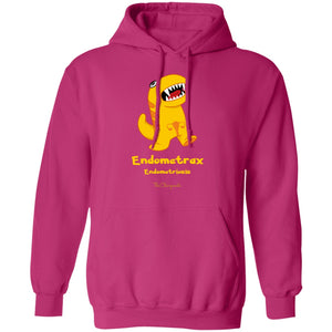 Sis the Endometriosis Monster Shirt and a Hoodie