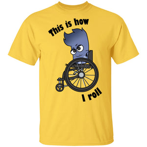 This Is How I Roll Mya Shirts, Tank And Hoodie - The Unchargeables