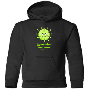 Tick the Lyme Disease Monster Youth and Kids Shirts and Hoodies - The Unchargeables