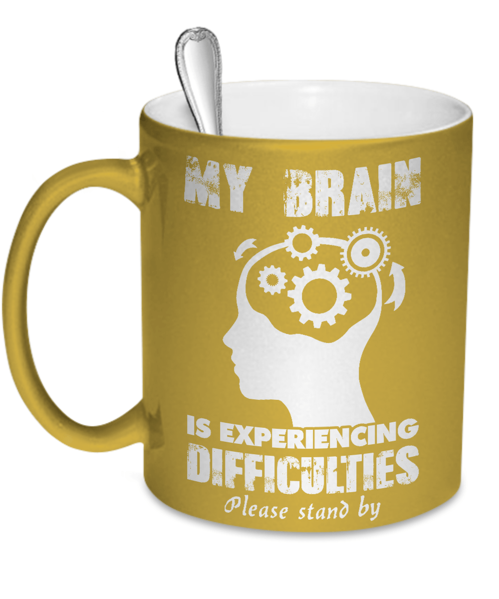 Coffee Mug - Brain Fog Mug