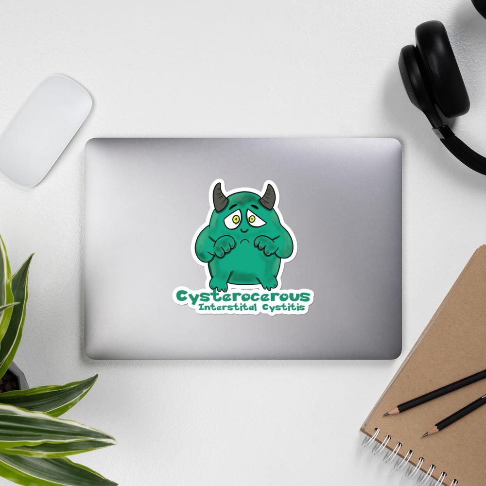 Cysterocerous the Interstitial Cystitis Monster - The Unchargeables