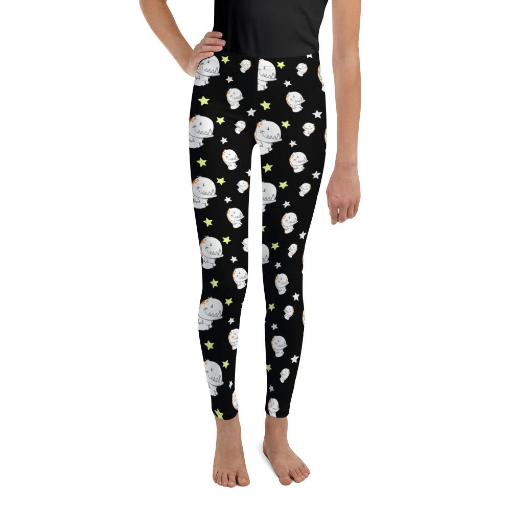 Donny Pattern Youth Leggings